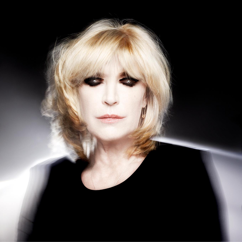 linda bujoli - portrait photographique icônique-Marianne Faithfull