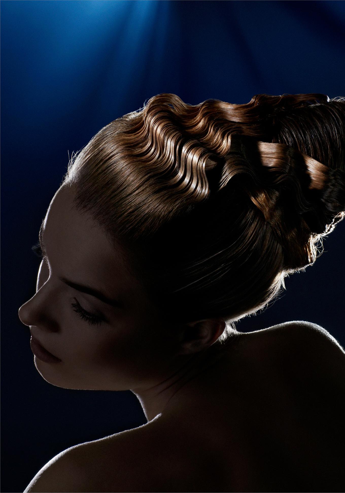 Art of Hair Shu Uemura - collection shu uemura - japon - l'oréal - sculpter le cheveux -
